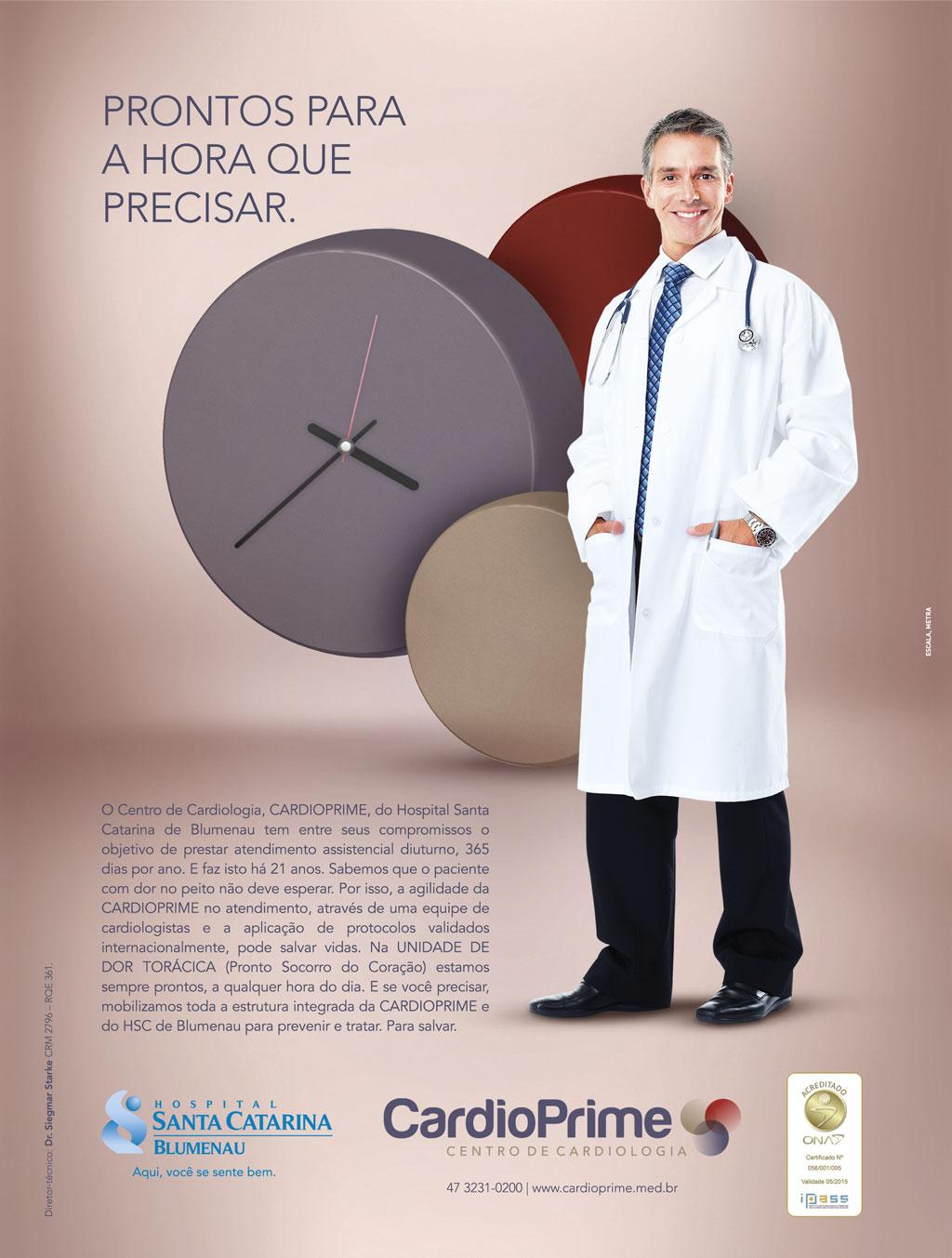 Campanha CardioPrime 2014