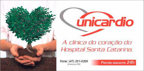 Campanha Institucional UNICARDIO (2002)
