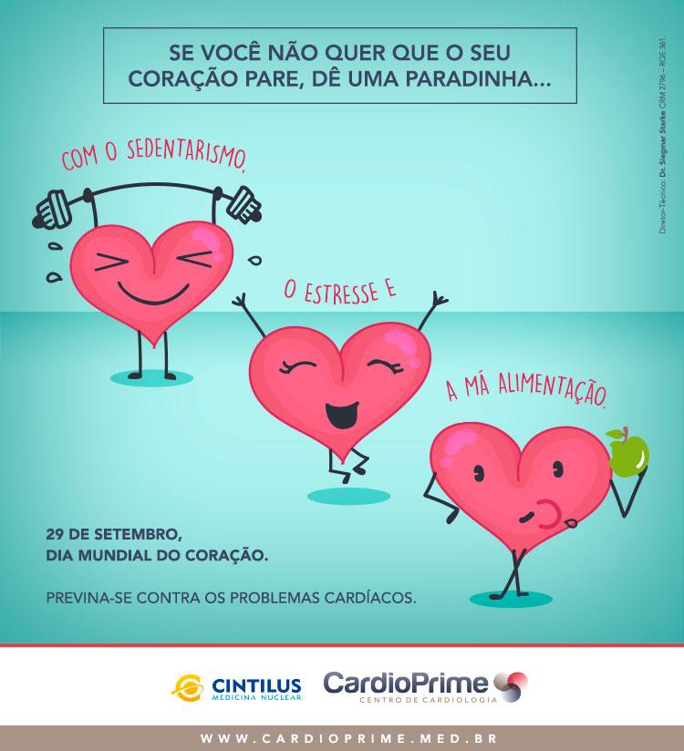 Dia Mundial do Coração (2015)