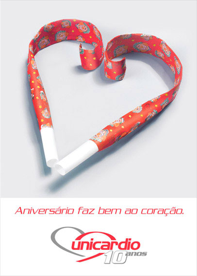 Campanha do Aniversário de 10 anos da CardioPrime (2002)