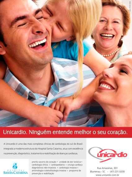 Anúncio veiculado na revista Veja em 2004